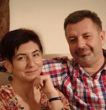 Monika i Marcin Gajdowie