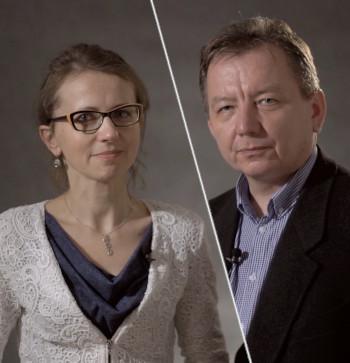 Amelia i Dominik Golemowie
